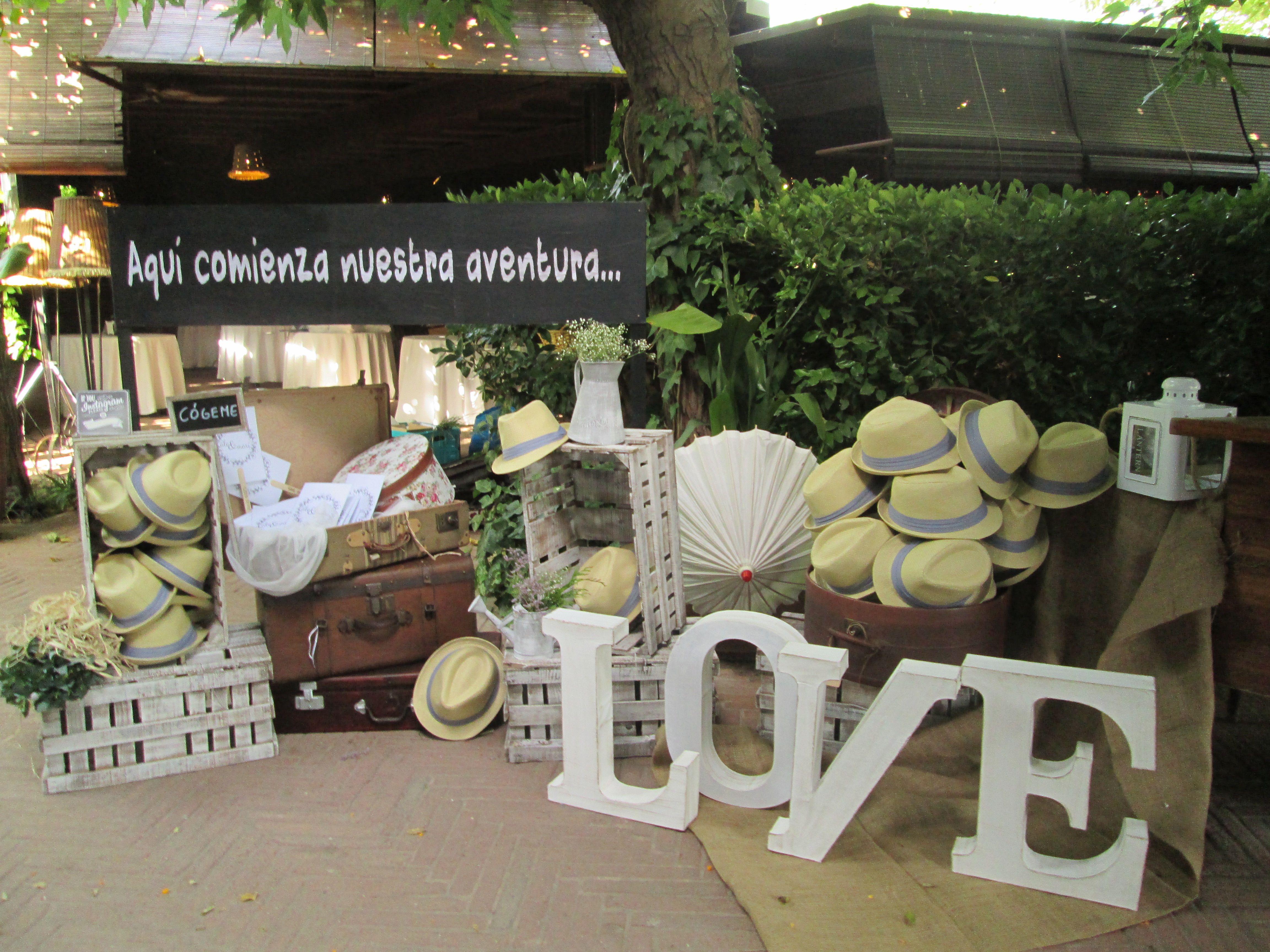Ideas originales para bodas Castelldefels, Barcelona