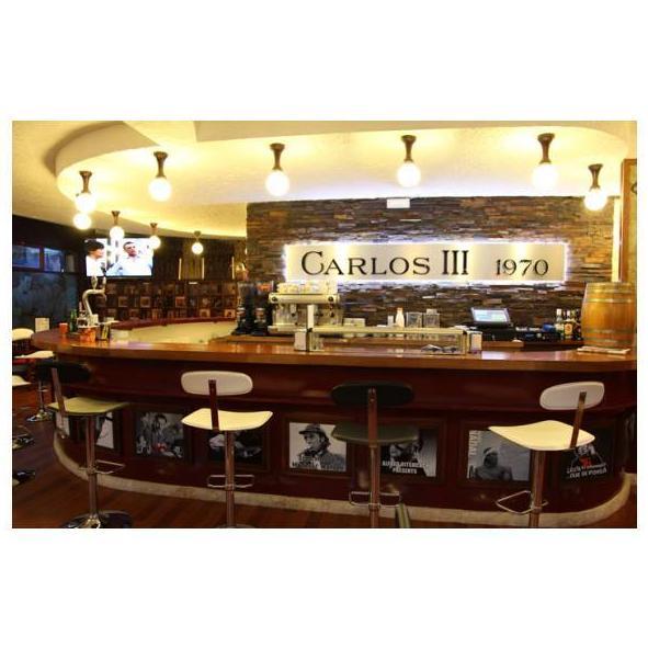 Cafetería: Menús de Carlos III