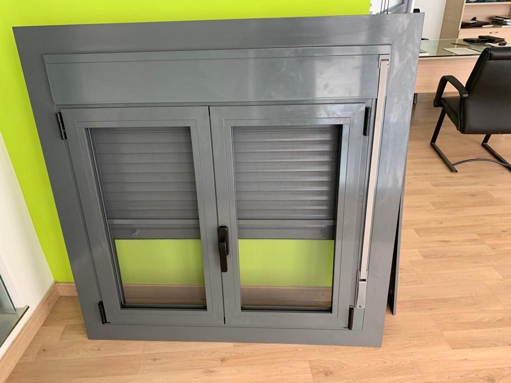 Foto 1 de Carpintería de aluminio en  | Aluminis Aragonés