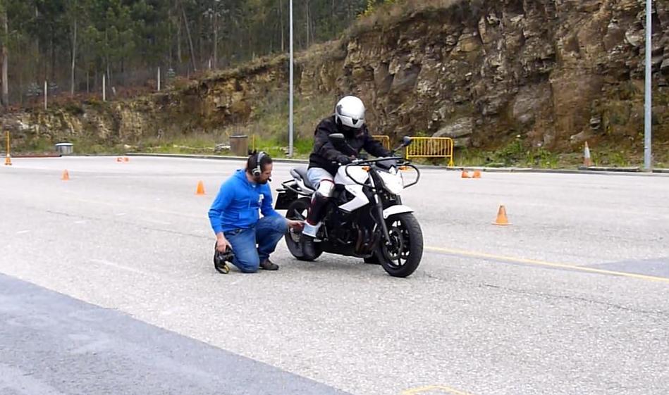 Curso de motos