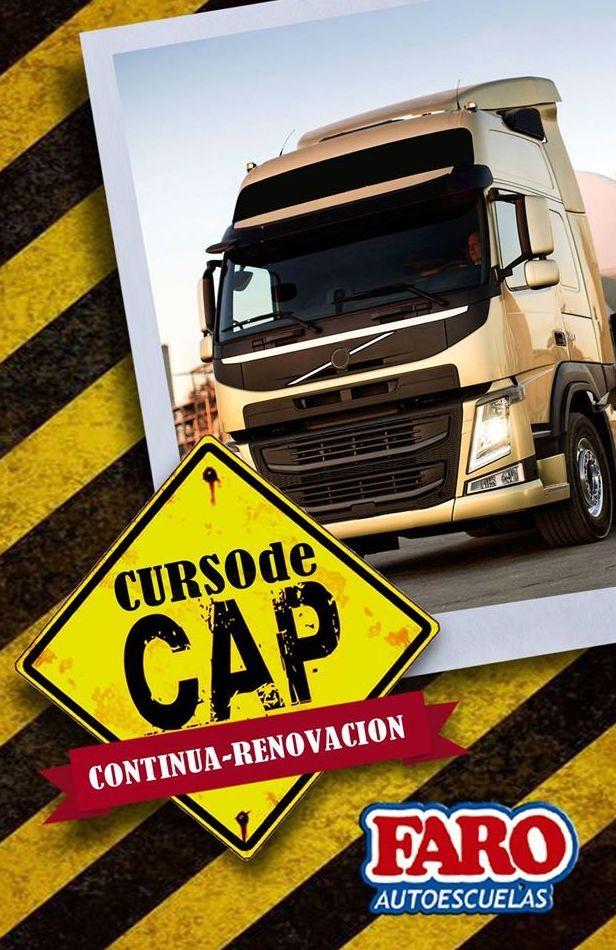 Curso CAP Renovación Marzo 2017