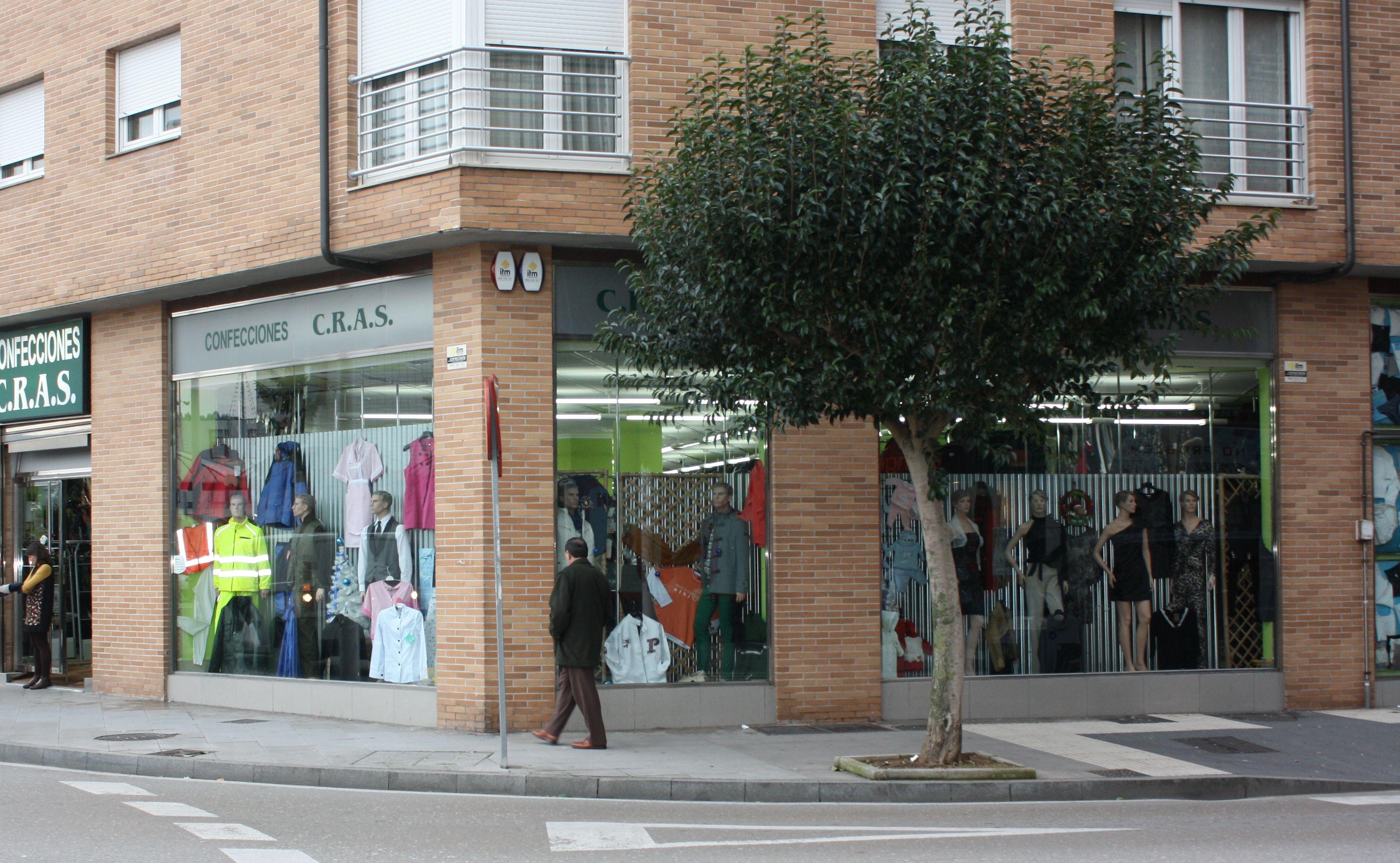 Foto 17 de Ropa de trabajo y Uniformes en Torrelavega | Confecciones C.R.A.S.-Confecciones Carpa