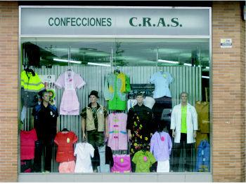 Foto 3 de Ropa de trabajo y Uniformes en Torrelavega | Confecciones C.R.A.S.-Confecciones Carpa