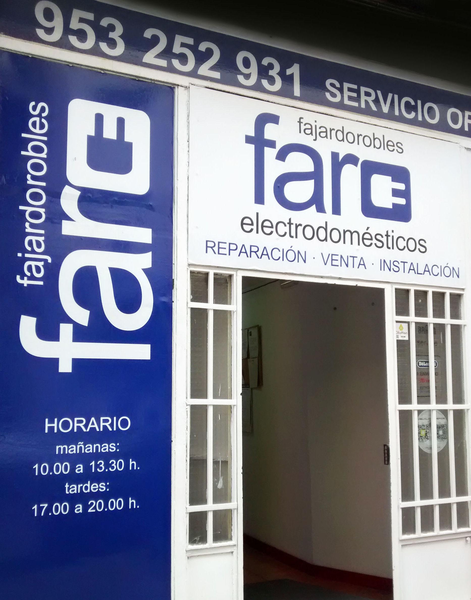 Foto 1 de Electrodomésticos (reparación) en Jaén | Beatriz Fajardo Robles, S.L.N.E.