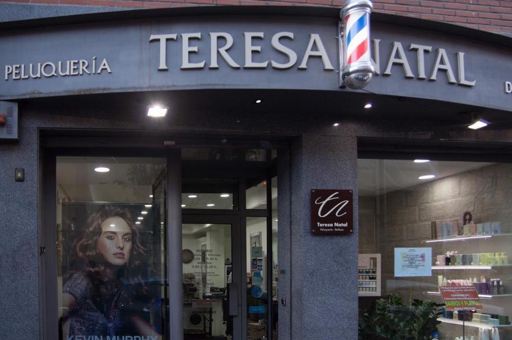 Foto 14 de Peluquerías de hombre y mujer en Madrid   Teresa Natal