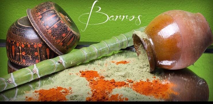 Barros, hennas y tierras en Madrid