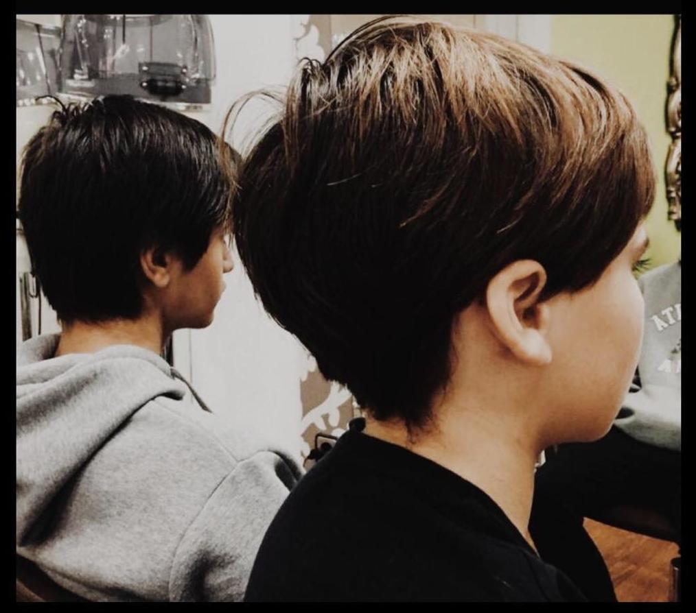 Cortes de niños: Nuestros servicios de Teresa Natal