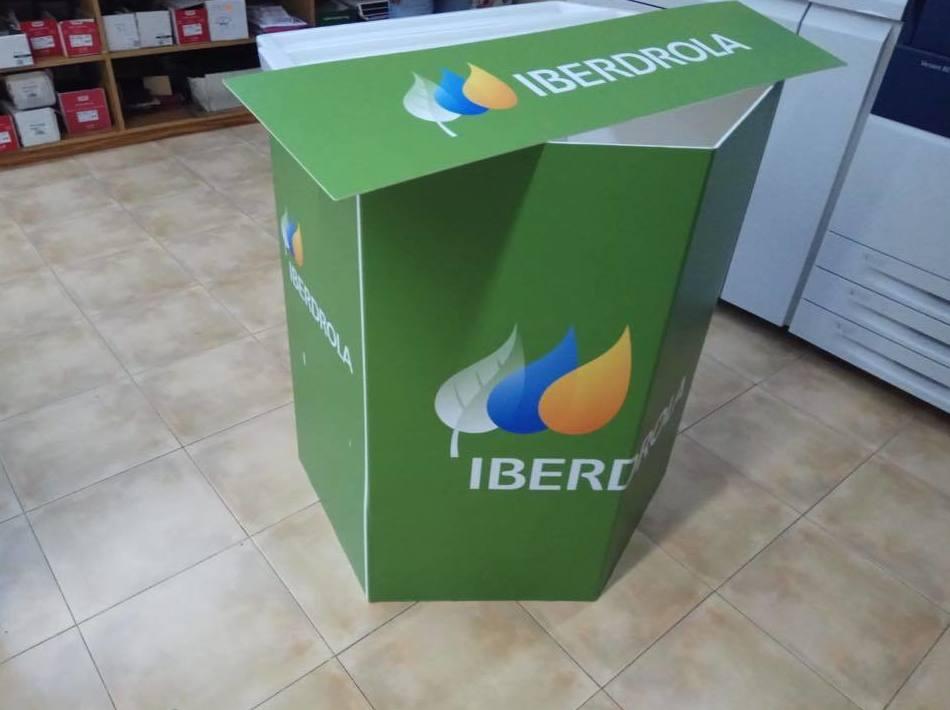 Agradecimiento a Iberdrola