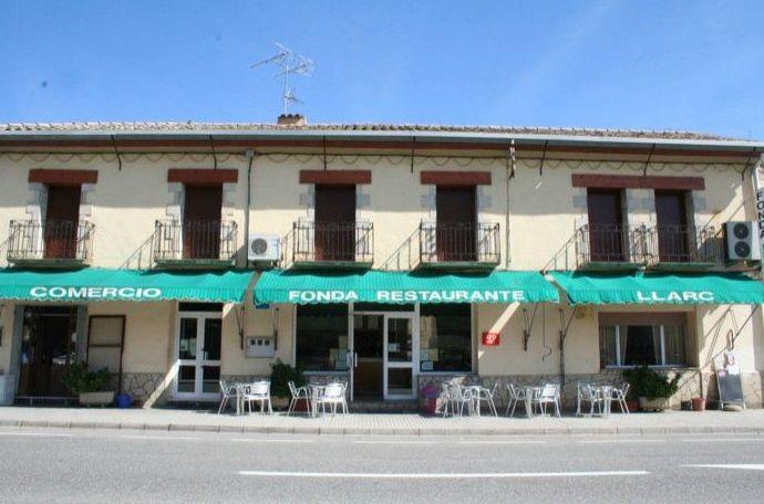 Restaurante en Puente de Montañana (Huesca)