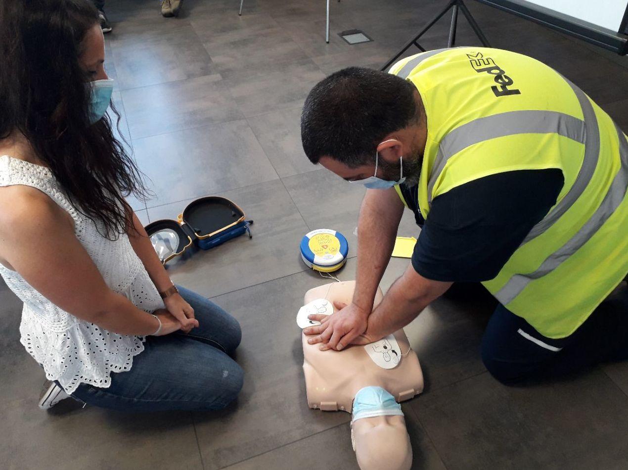 Foto 2 de Cursos de primeros auxilios en Cerdanyola Del Vallès   Reanimando