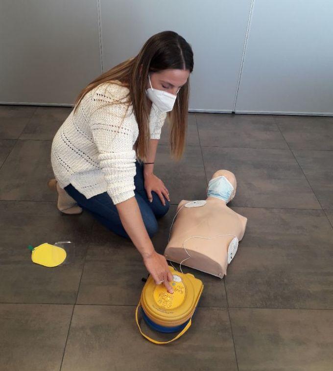 Foto 1 de Cursos de primeros auxilios en Cerdanyola Del Vallès | Reanimando
