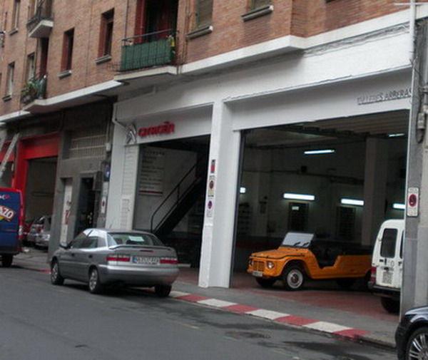 Foto 3 de Talleres de automóviles en Bilbao | Talleres Arberas