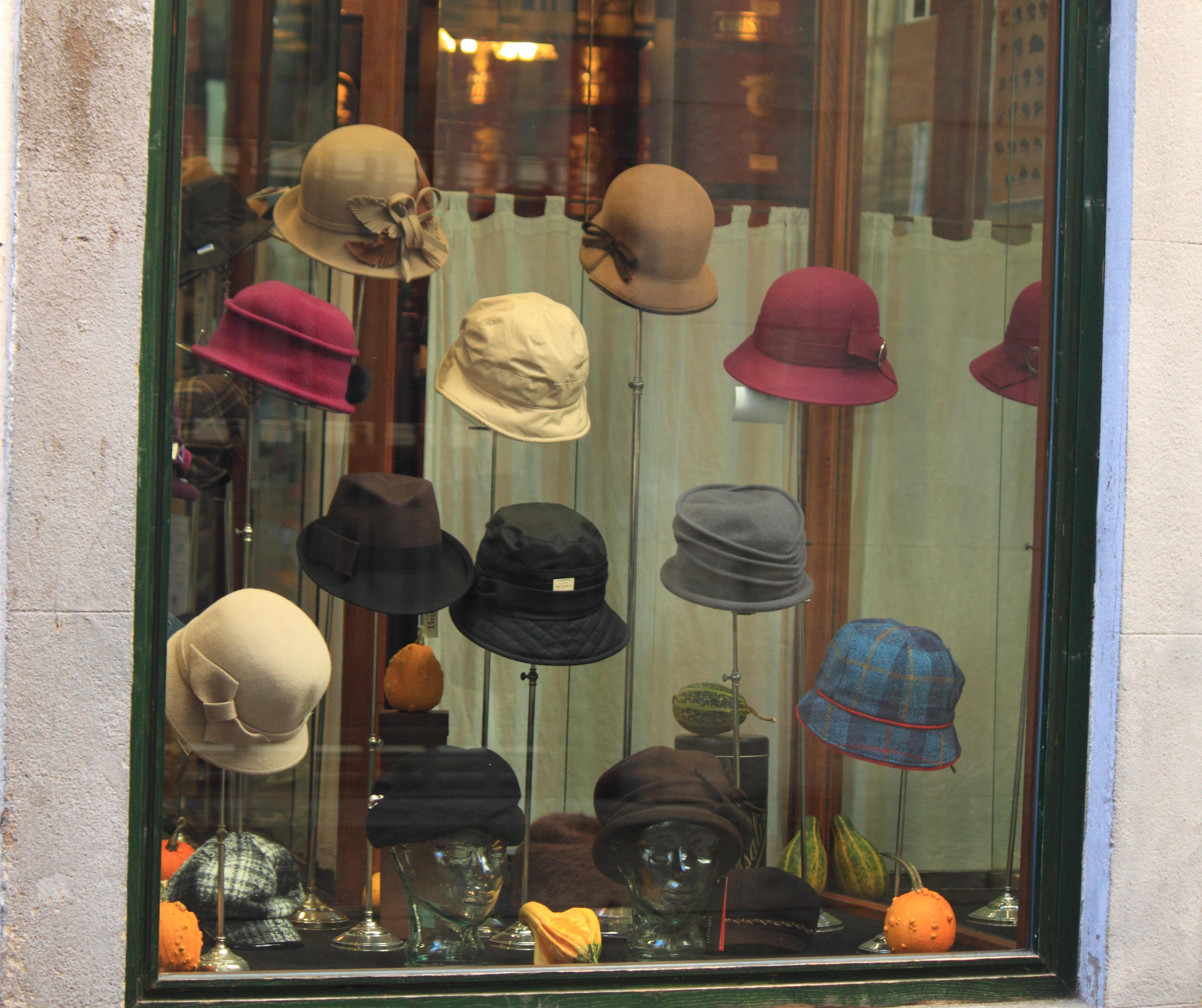 Sombreros mujer oto inv