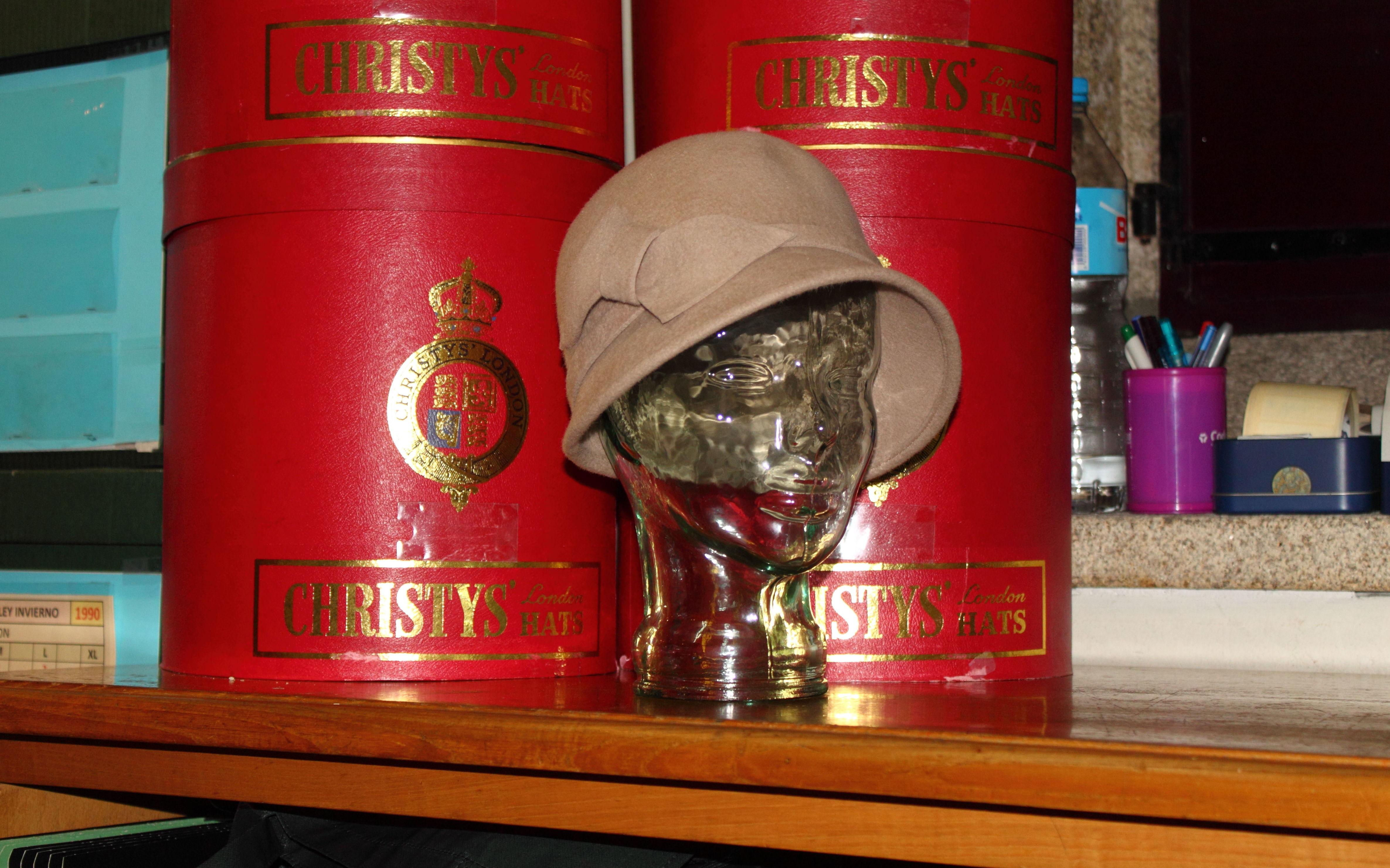 Sombreros de Señora Santiago de Compostela