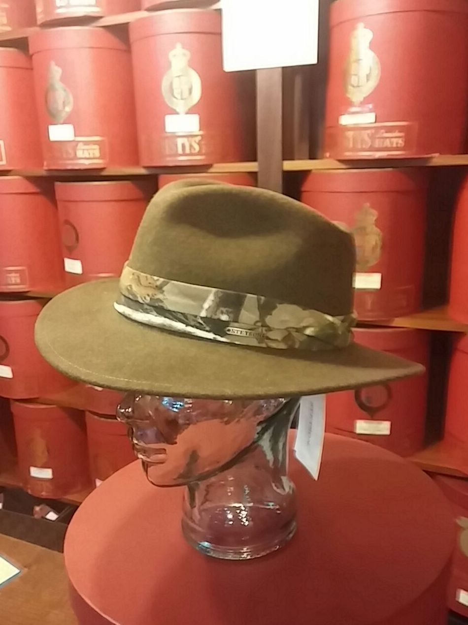 Sombreros en A Coruña