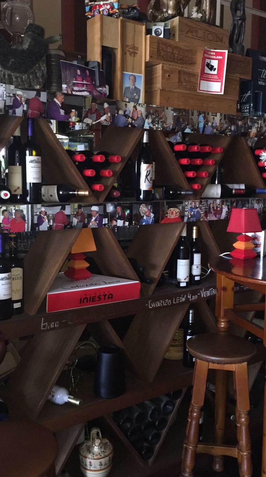 Foto 2 de Bares de tapas en Vilagarcía de Arousa | Bar O´Picoteo