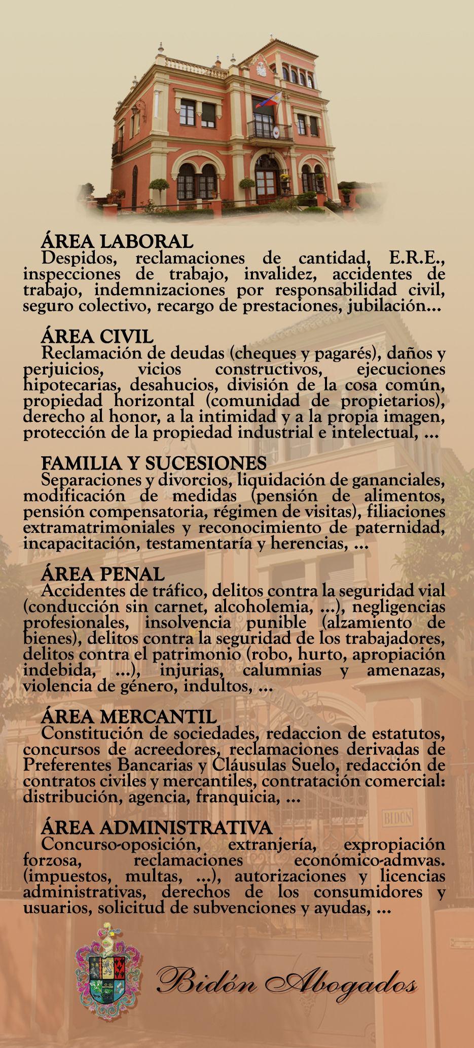 Foto 13 de Abogados en Sevilla | Bidón Abogados, S.L.
