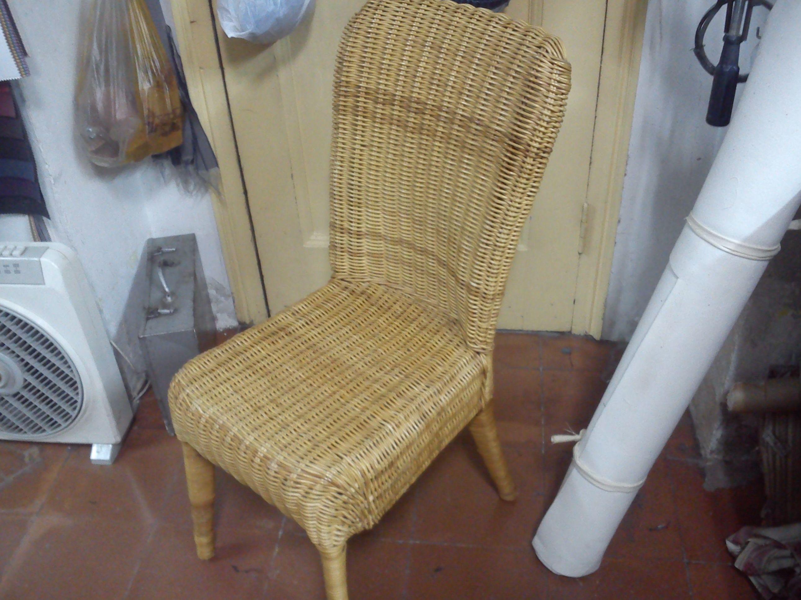 restauracion de vimet en sillas  y sillones