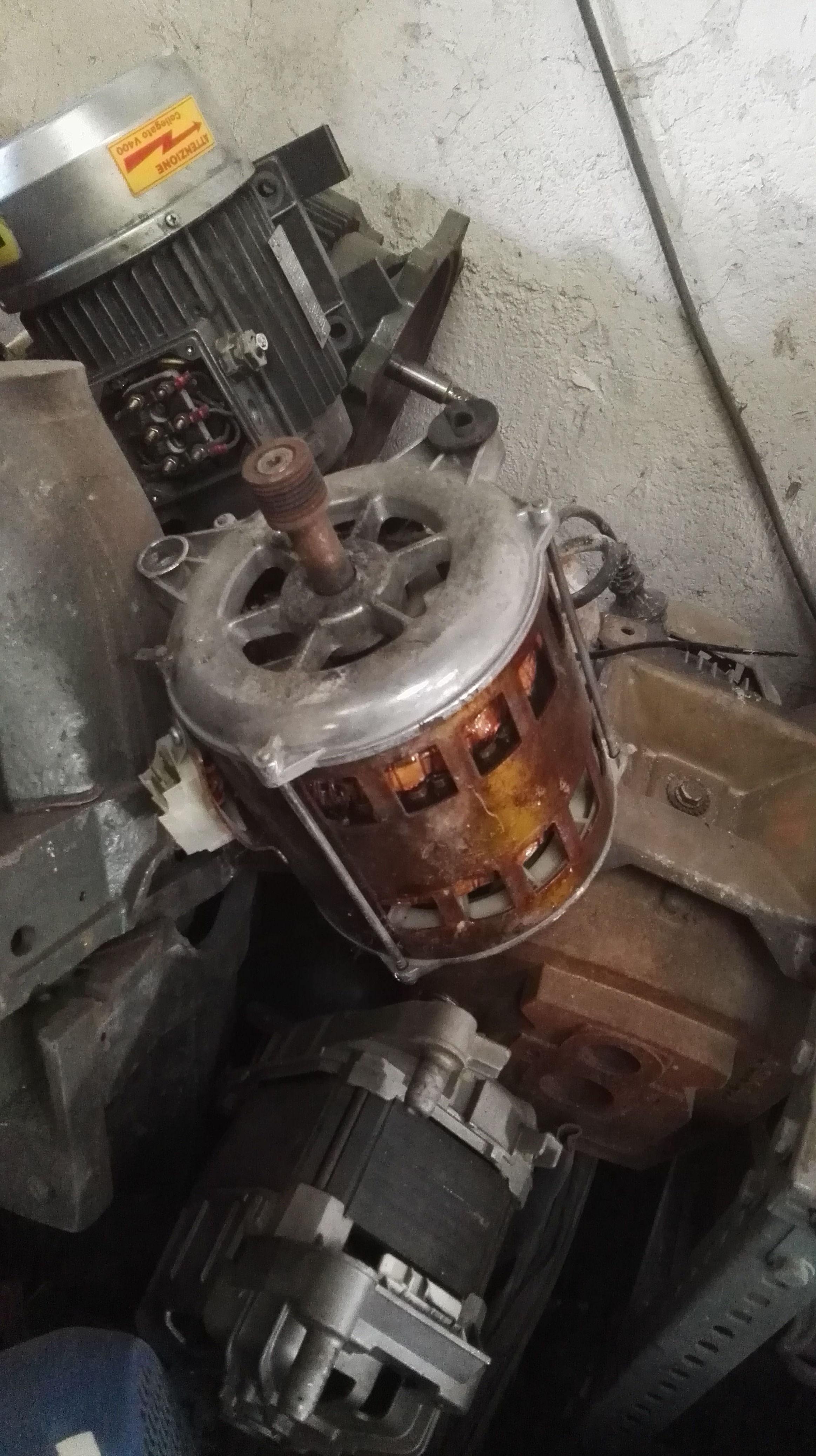Reciclaje motores electricos
