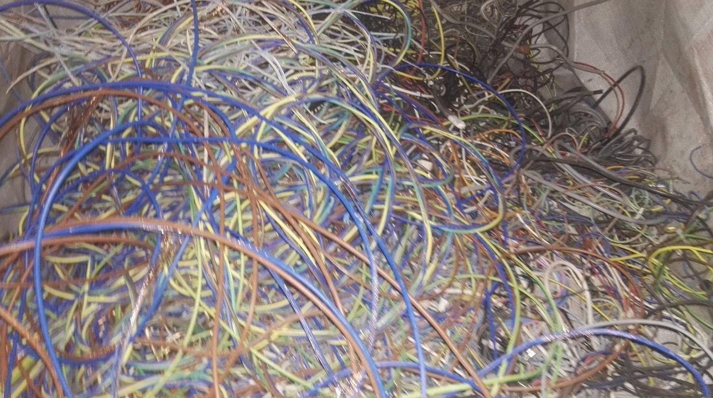Compra y venta de cables al peso