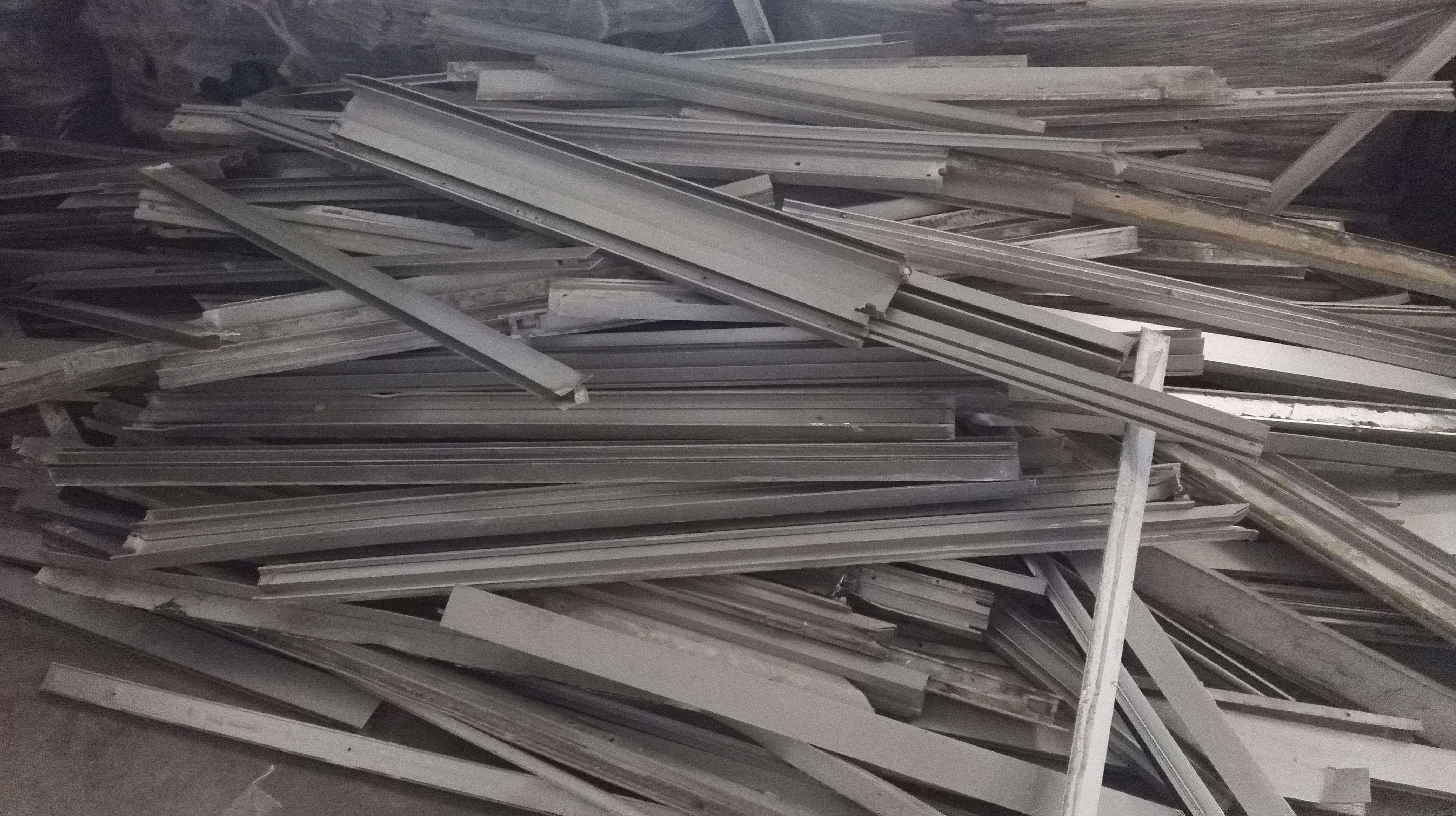 Compra venta de aluminio perfil