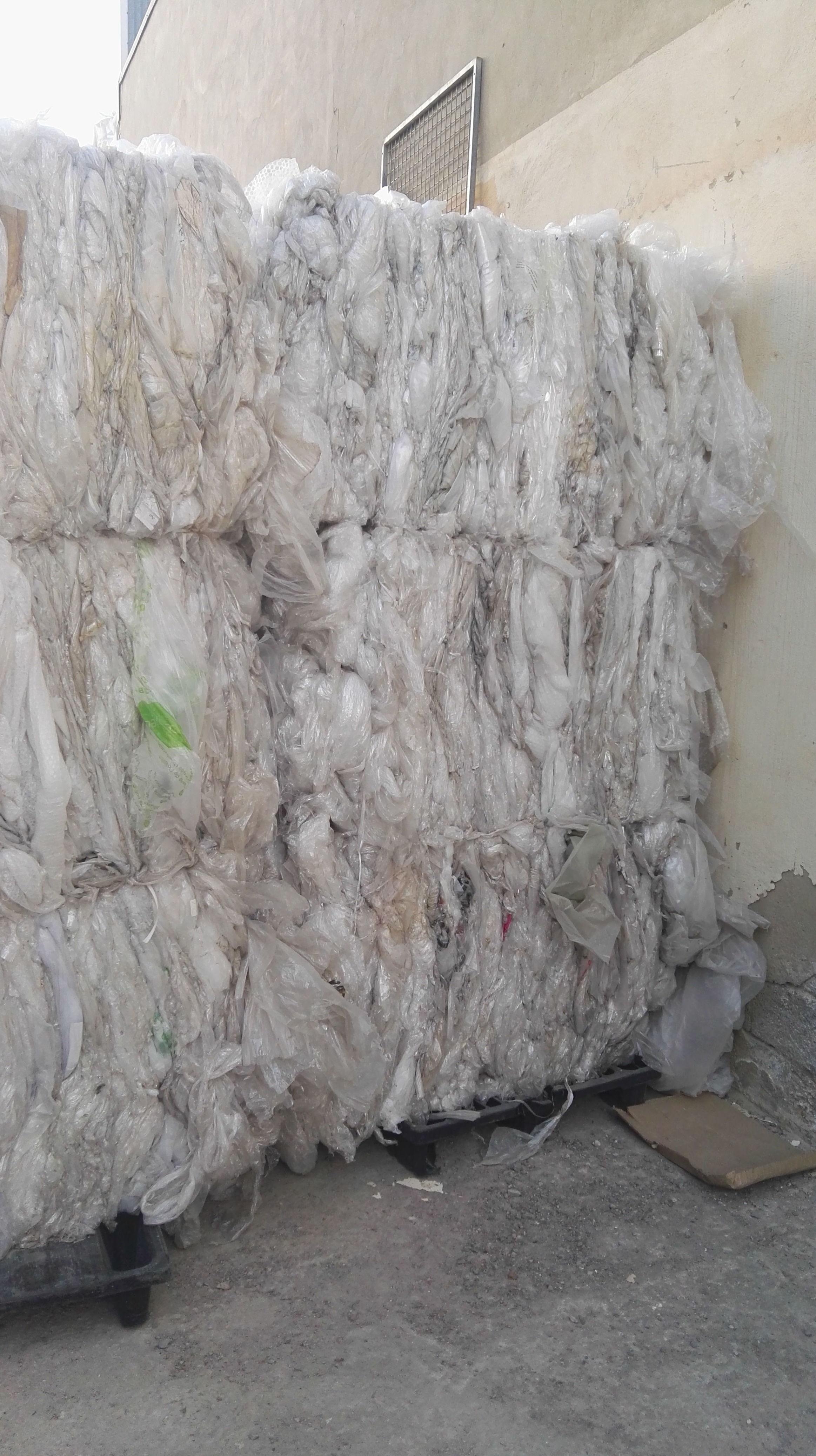 Reciclaje Plastico Film