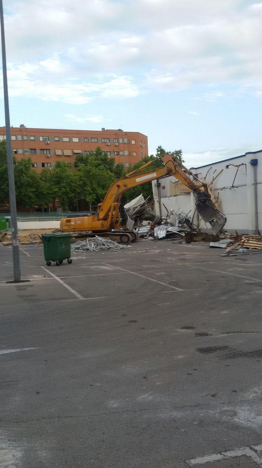 LIMPIEZAS INDUSTRIALES EN MADRID Y TOLEDO