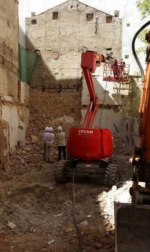 Derribos y Trabajos con Amianto en Madrid