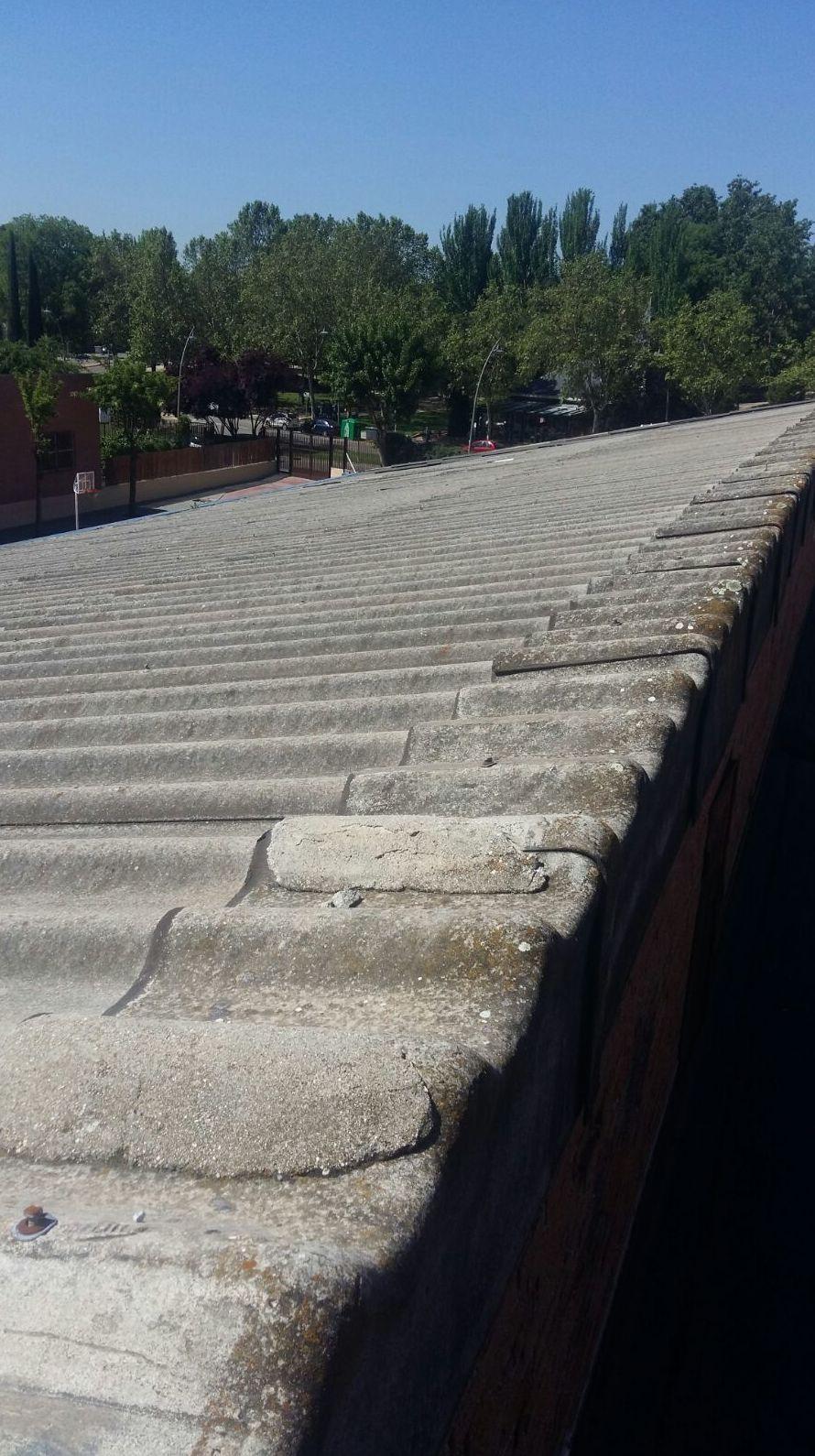Amianto en Madrid Toledo Guadalajara (Antigua uralita)