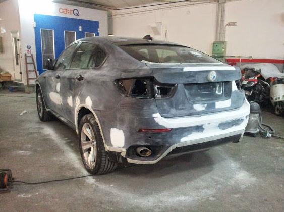Reparación sobre accidentes: Servicios de Solid Garage