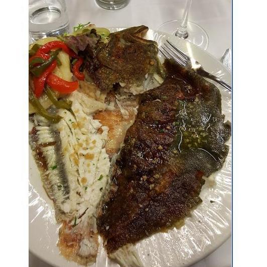 Pescados : Carta de Restaurante Goizeko Izarra