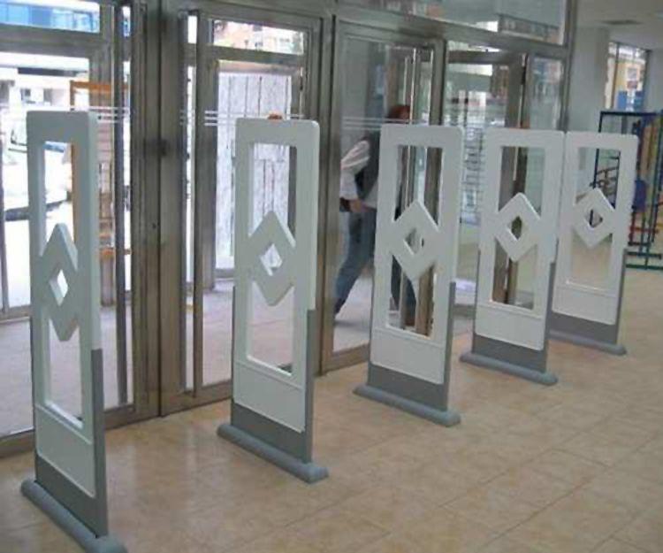 Arcos de seguridad en Gijón