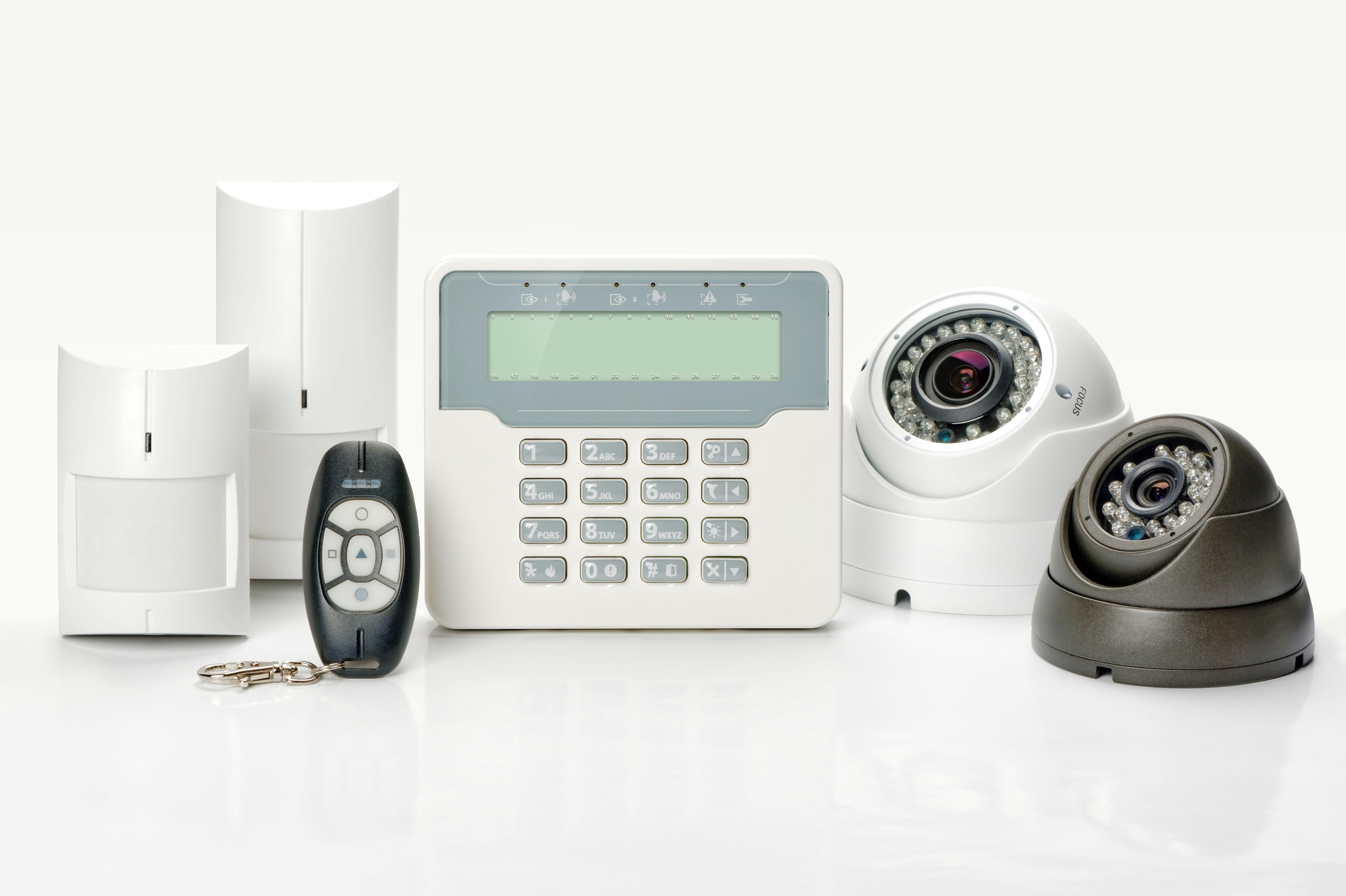 Sistemas de alarma: Servicios de Asepro