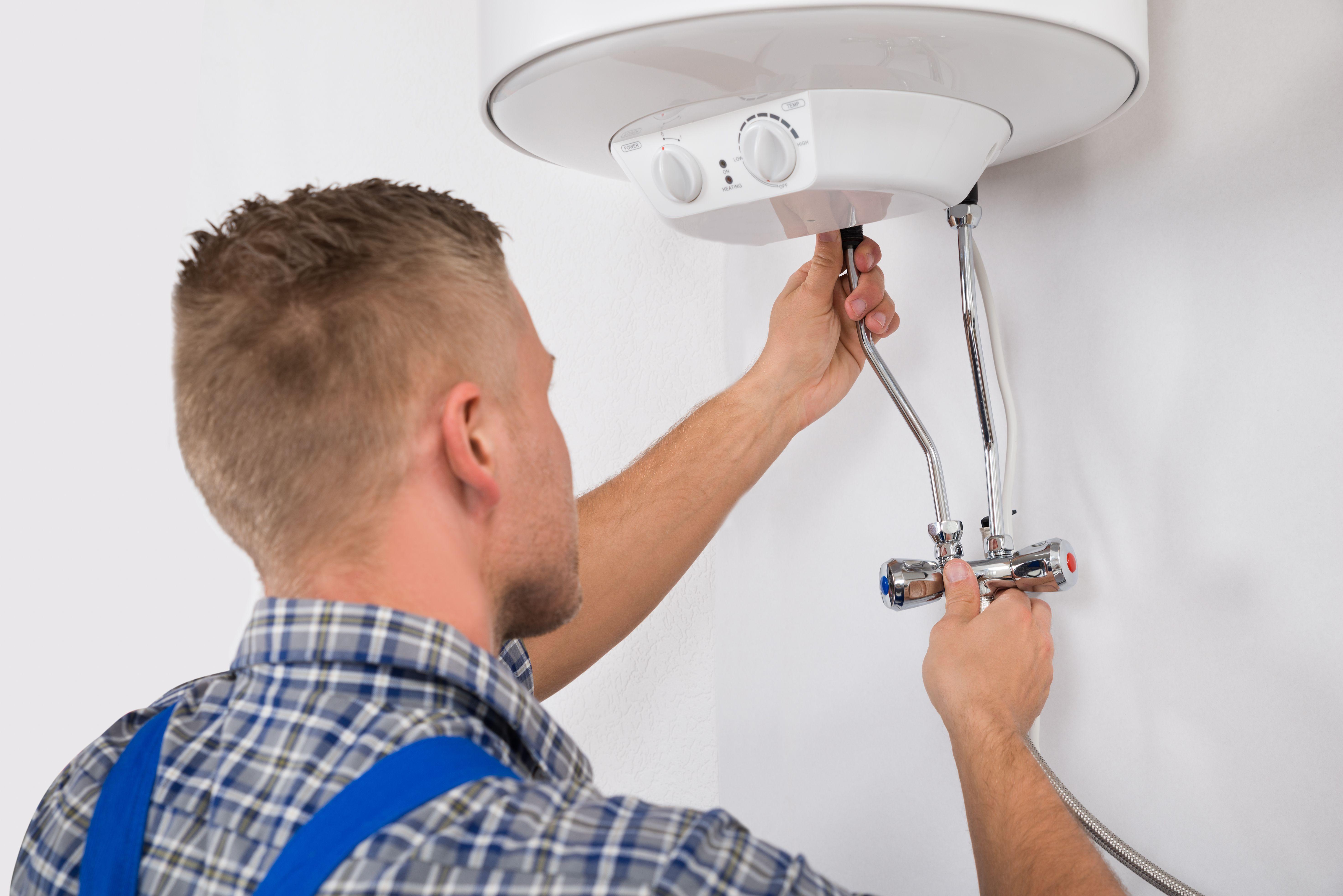 Calentadores: Servicio técnico de Drie Reparaciones STR