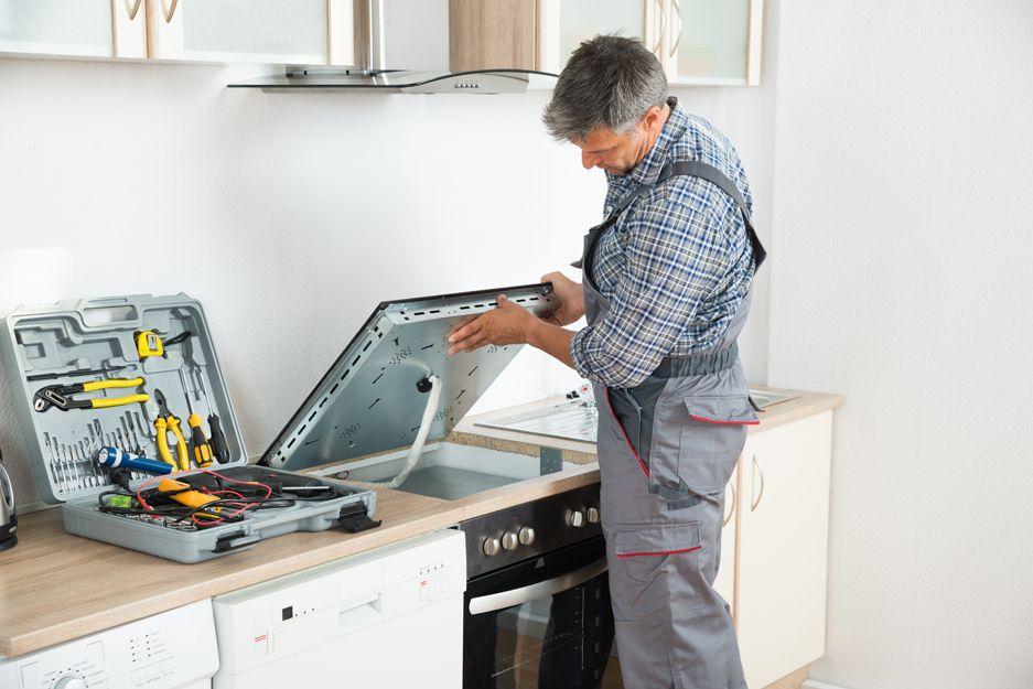 Reparación de hornos y placas de cocción