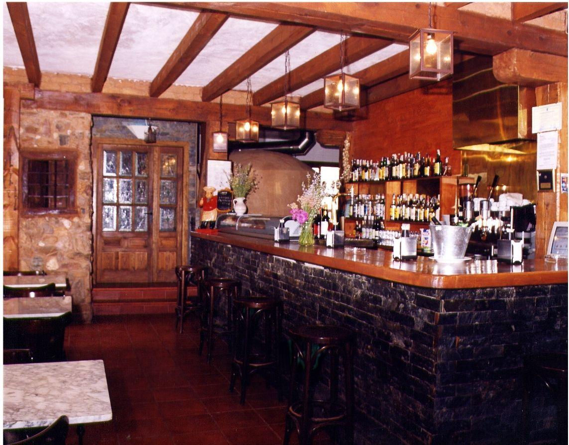 Foto 20 de Restaurantes en RIAZA | Restaurante Asador  El Encinar