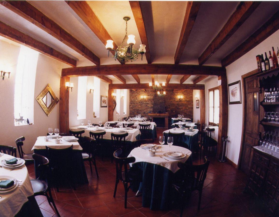 Foto 21 de Restaurantes en RIAZA | Restaurante Asador  El Encinar