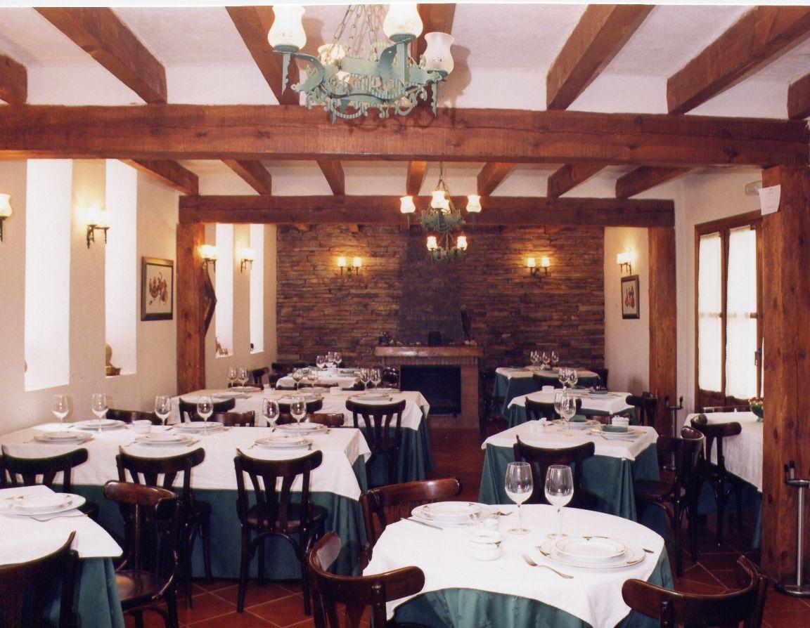 Foto 24 de Restaurantes en RIAZA | Restaurante Asador  El Encinar