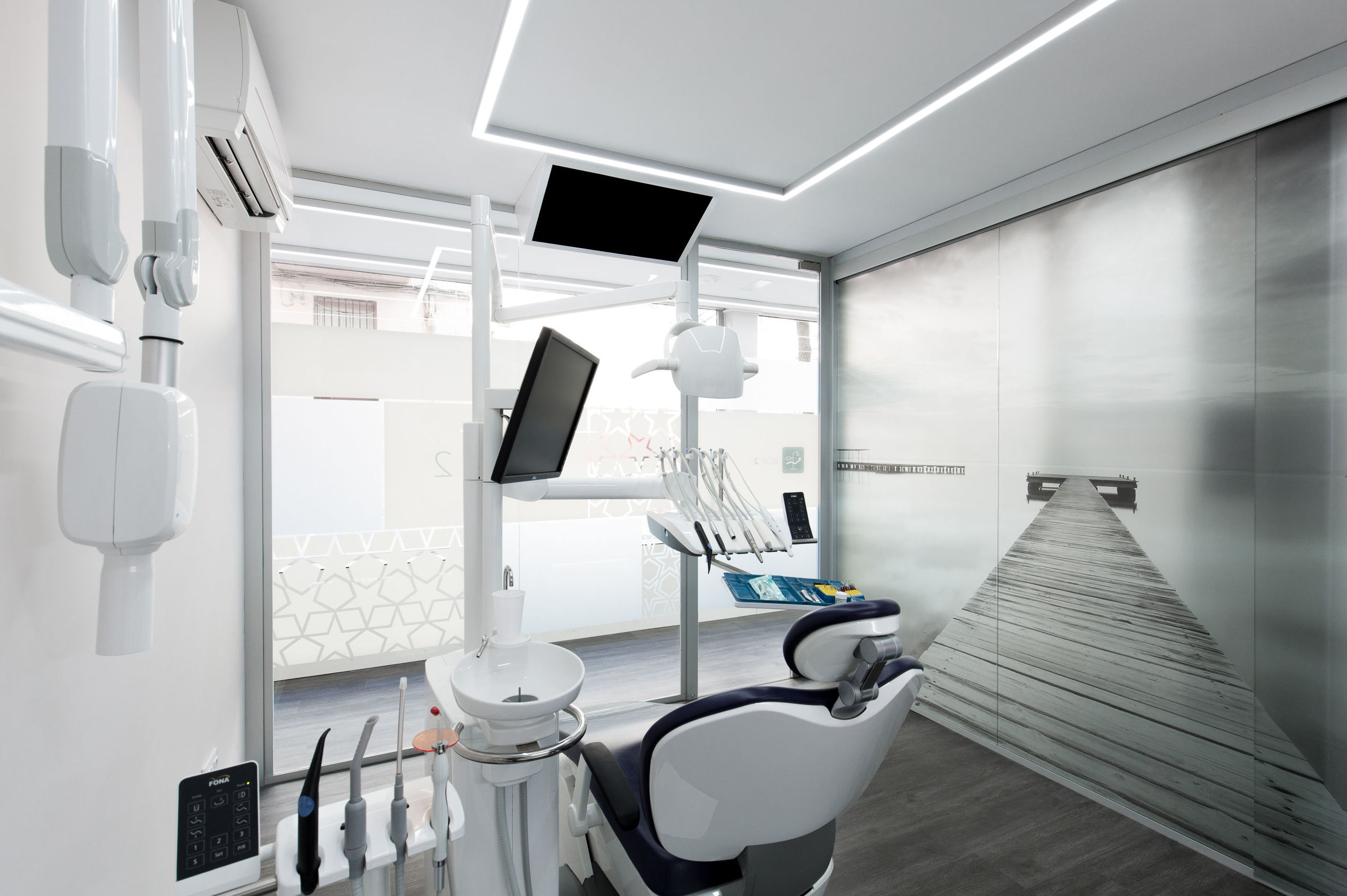 Consulta Eurodent Clínica Dental