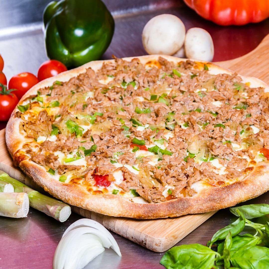 Pizzería menú Móstoles