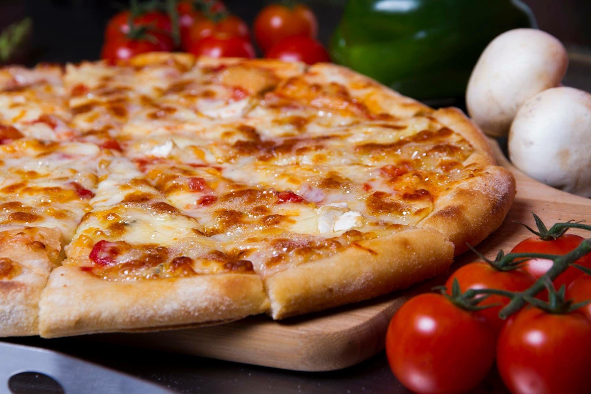 Calzones y pizzas en Móstoles