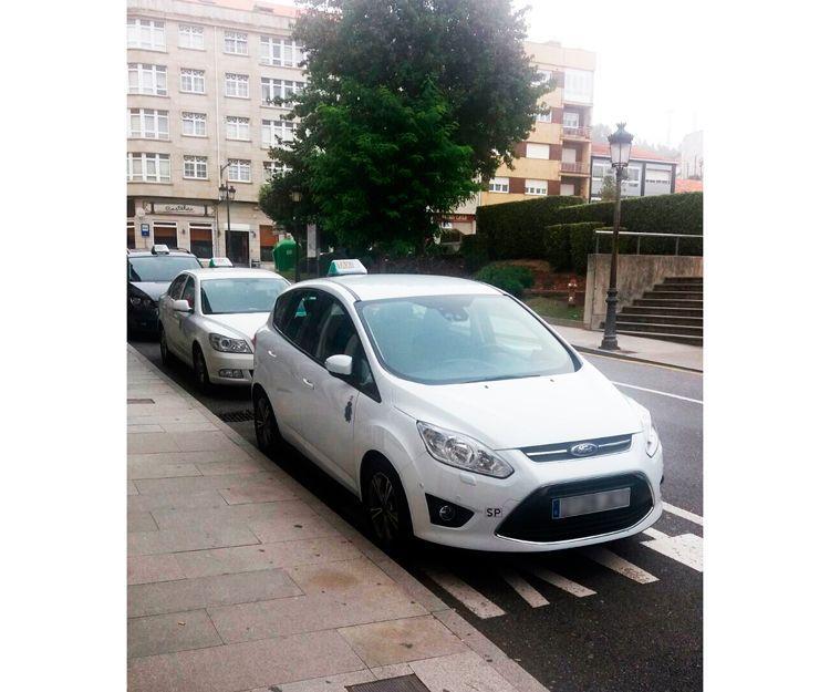 Taxi 24 horas: Servicios de Gerardo