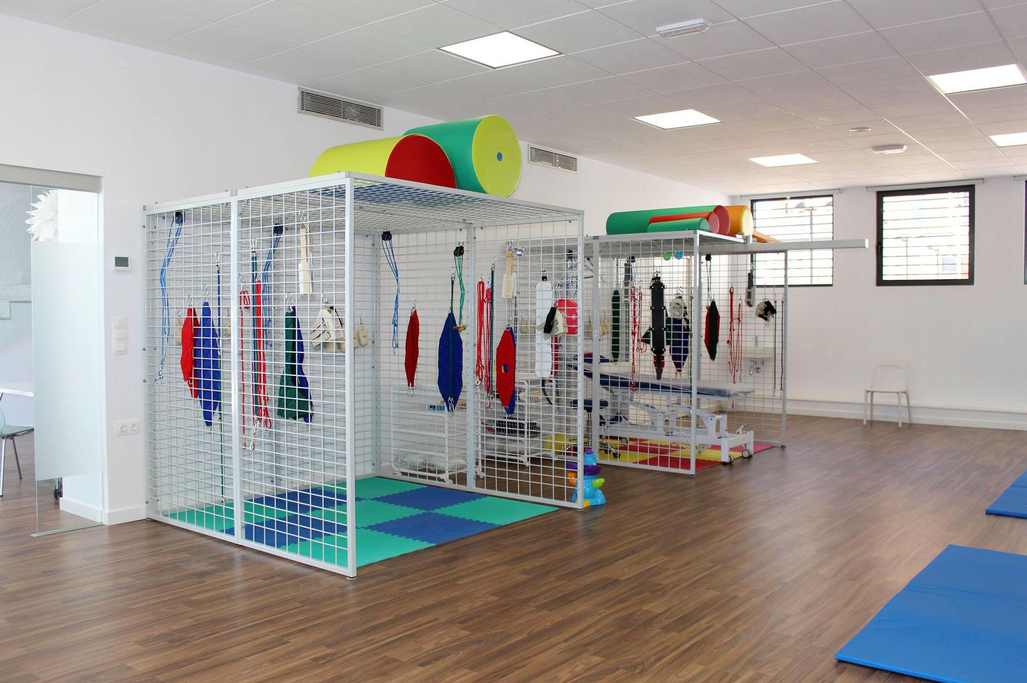 Centro de tratamiento de niños y adultos