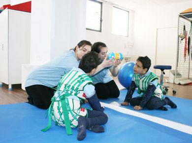 Fisioterapia basada en el Método Therasuit, originario de EEUU