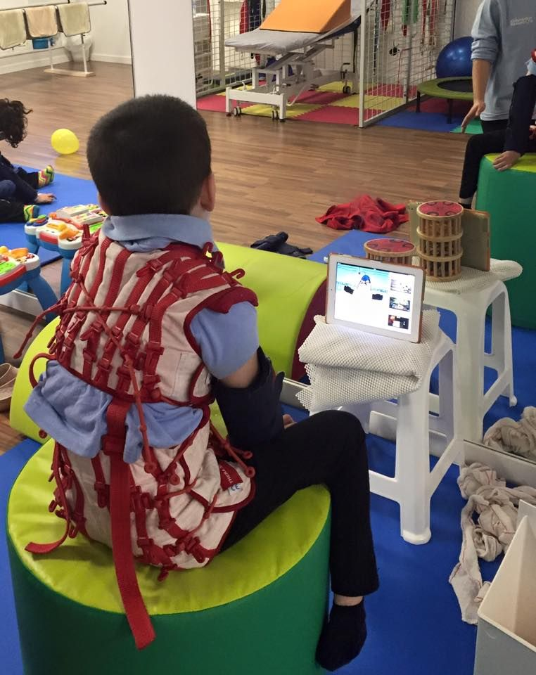 Rehabilitación de la parálisis cerebral infantil