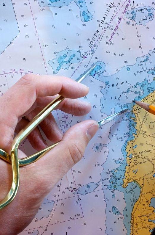 Venta y servicio de correccion de cartas nauticas del almirantazgo Ingles