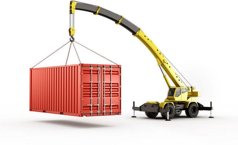 Transporte y almacenaje de contenedores