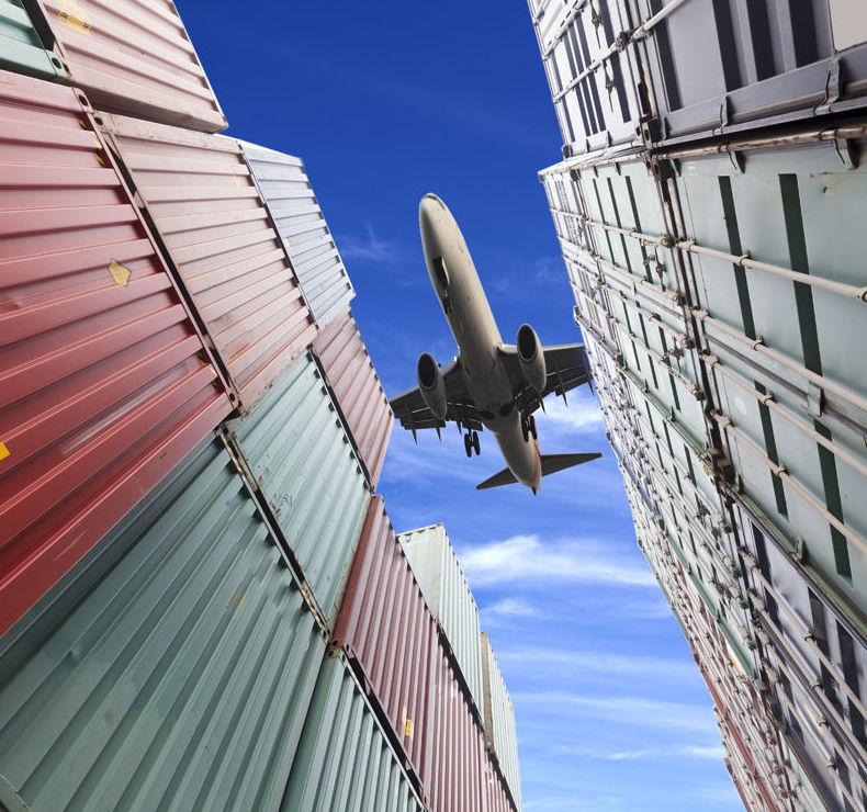Transporte aéreo nacional y internacional en 24/48h