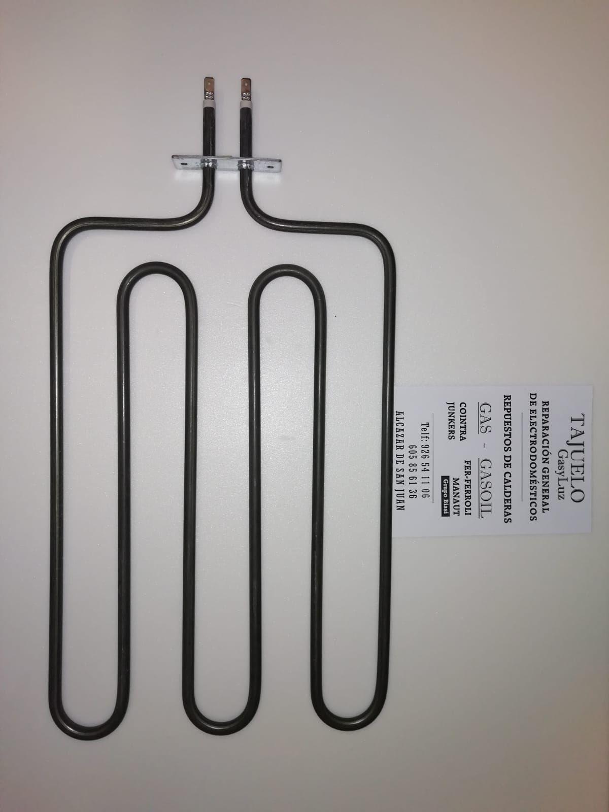 Foto 12 de Reparación de electrodomésticos y venta de respuestos en  | Reparaciones y Repuestos Gasyluz (Tajuelo.Pedro)