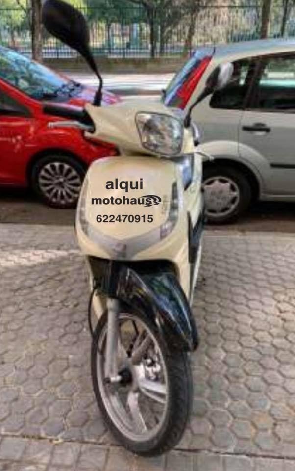 Taller pintura motos Sevilla